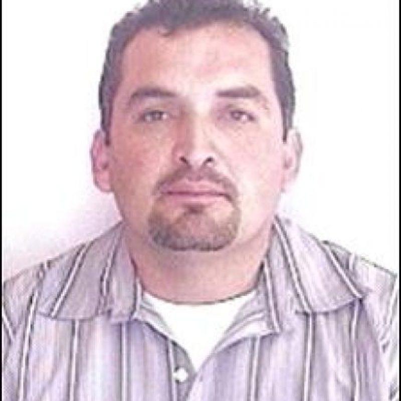 """5. Enrique Plancarte Solís, """"El Kike"""" Foto:PGR"""