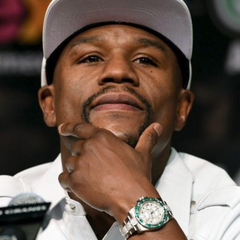 La pelea se llevará a cabo en Las Vegas Foto:Getty