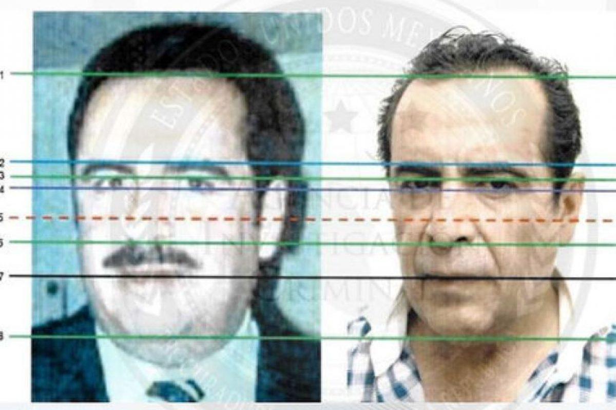 4. Héctor Beltrán Leyva Foto:Agencia de Investigación Criminal