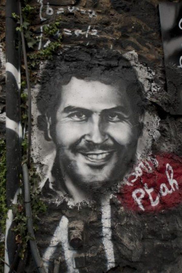 10. Pablo Escobar Foto:Wikipedia