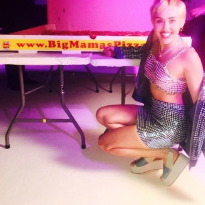 Foto:Instagram Miley