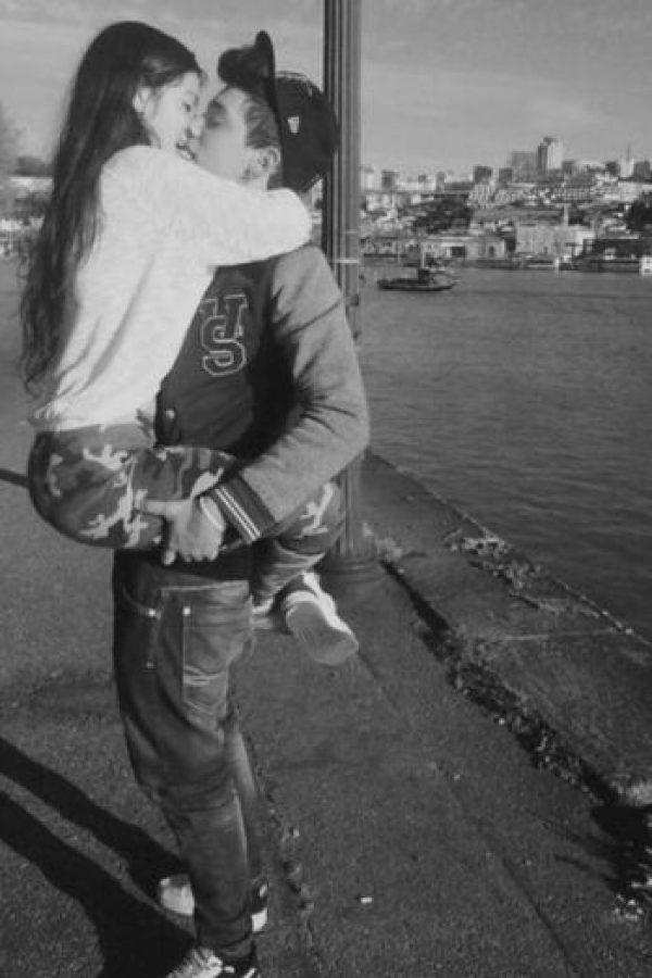 4. Sus besos instantáneamente serán más románticos. Para muestra, la imagen de arriba, compartió Peru.com. Foto:Tumblr.com/tagged-pareja-alto