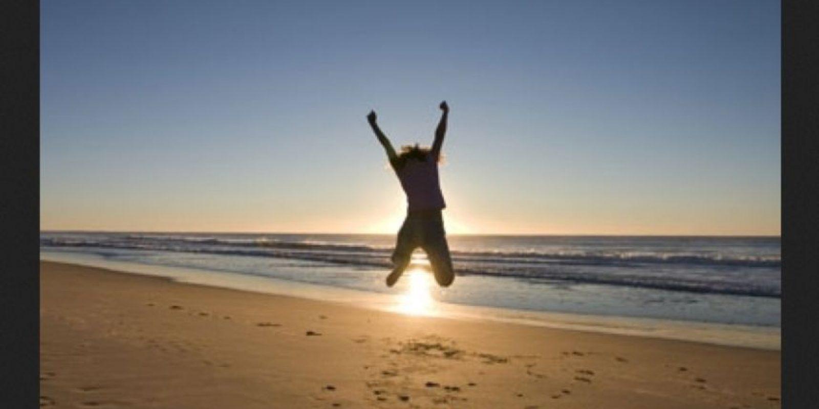 12. No te preguntes si ese bikini es el mejor para tu cuerpo. Un pareo siempre es la solución. Foto:Tumblr.com/tagged-feliz