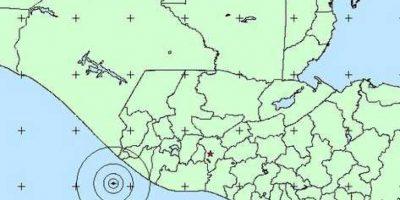 INSIVUMEH: Sismo de 5.2 grados Richter sacude territorio nacional