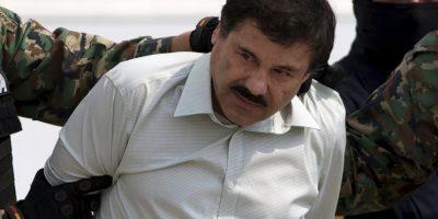 """7. Joaquín """"El Chapo"""" Guzmán Foto:AP"""