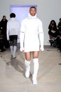 Telfar hizo lo mismo en la Semana de la Moda de Nueva York Foto:Getty Images