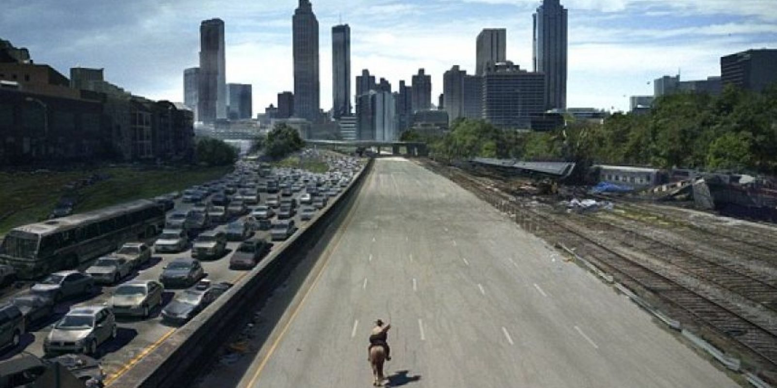"""""""The Walking Dead"""" ha vuelto a poner de moda a los """"muertos vivientes"""" Foto:AMC"""