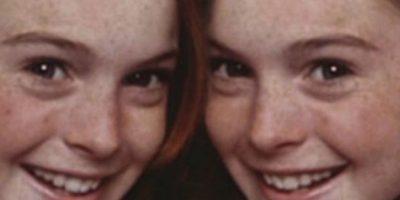 3. Gemelas se encontraron luego de 17 años: Se parece a la película protagonizada por Lindsey Lohan, pero es más dramática. En Sudáfrica, en 1997, Zephany Nurse fue secuestrada 3 días después de nacer, mientras su madre estaba dormida. Foto:Disney