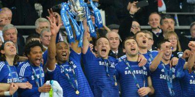 Chelsea gana su primera copa del año