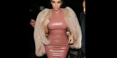 FOTOS. El trasero de Kim Kardashian vuelve a ser noticia