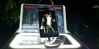 Movistar pone a la venta el nuevo Hawei Ascend Mate 7