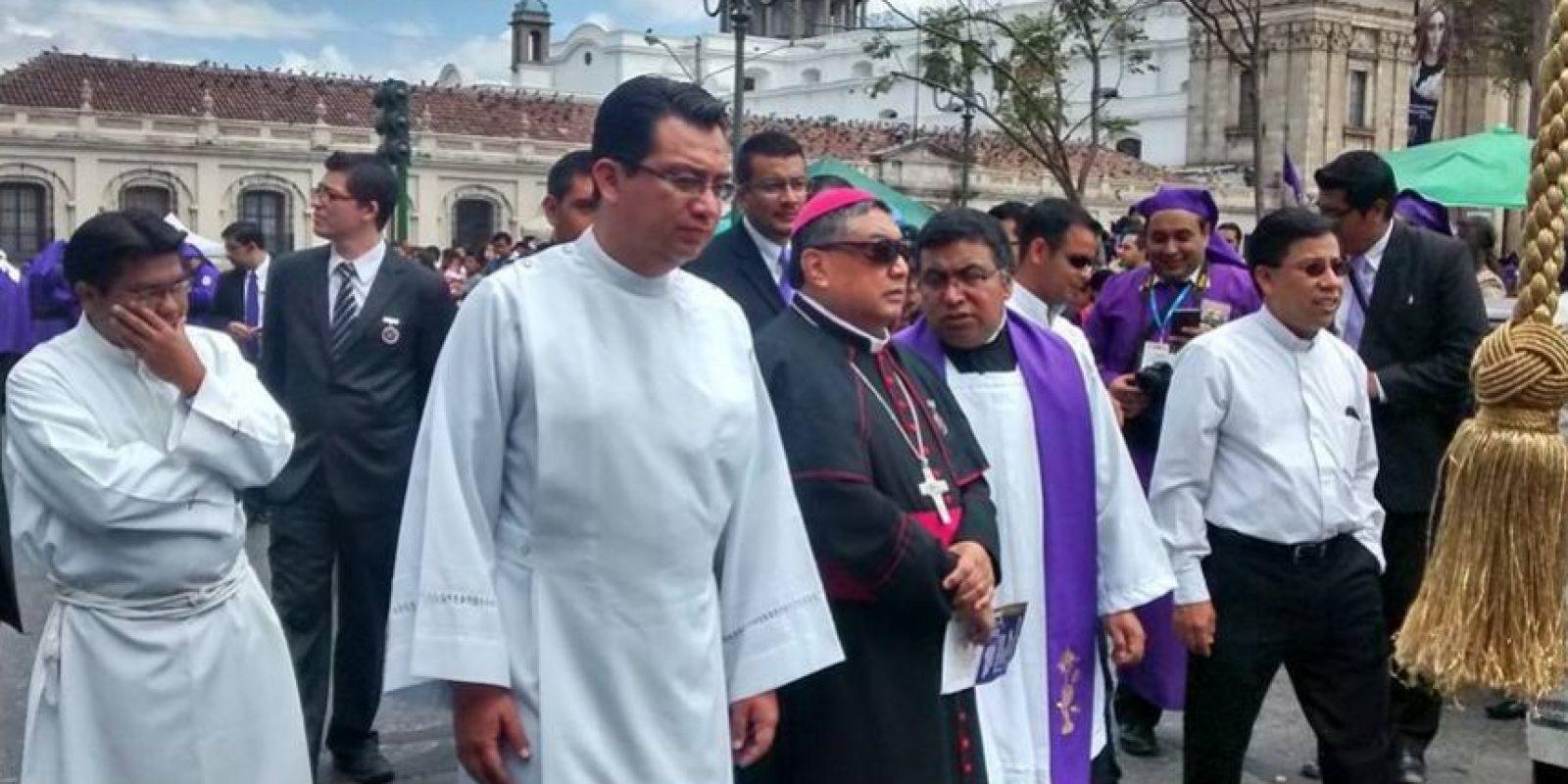 Foto:Parroquia Nuestra Señora de los Remedios, El Calvario