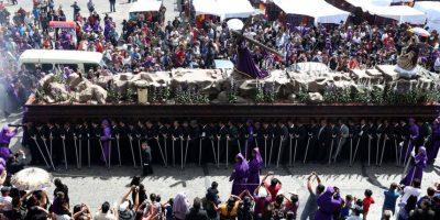 Toma nota de los cortejos procesionales este domingo