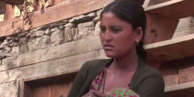 VIDEO. El drama de las niñas esposas de Nepal