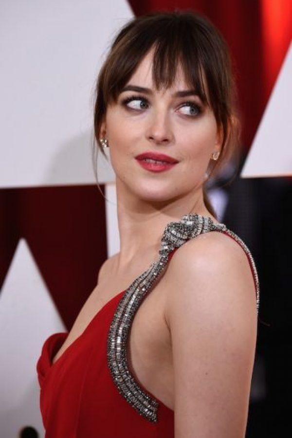 """Es una modelo y actriz estadounidense, que recientemente alcanzó la fama con la cinta """"50 Sombras de Grey"""" Foto:Getty Images"""