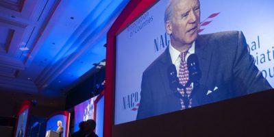 El vicepresidente de Estados Unidos, Joe Biden Foto:AFP