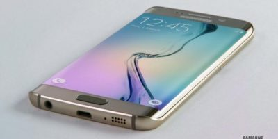 FOTOS: Así es el nuevo Samsung Galaxy S6 Edge con pantalla curva