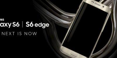 Los nuevos smartphones se presentaron en Barcelona. Foto:Samsung