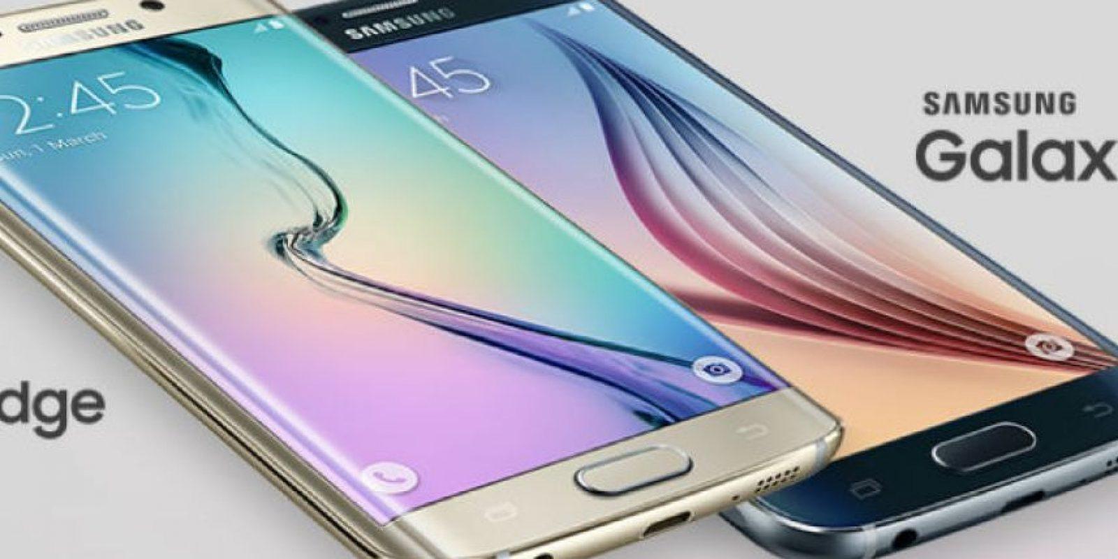 Samsung Galaxy S6 y Samsung Galaxy S6 Edge fueron presentados. Foto:Samsung