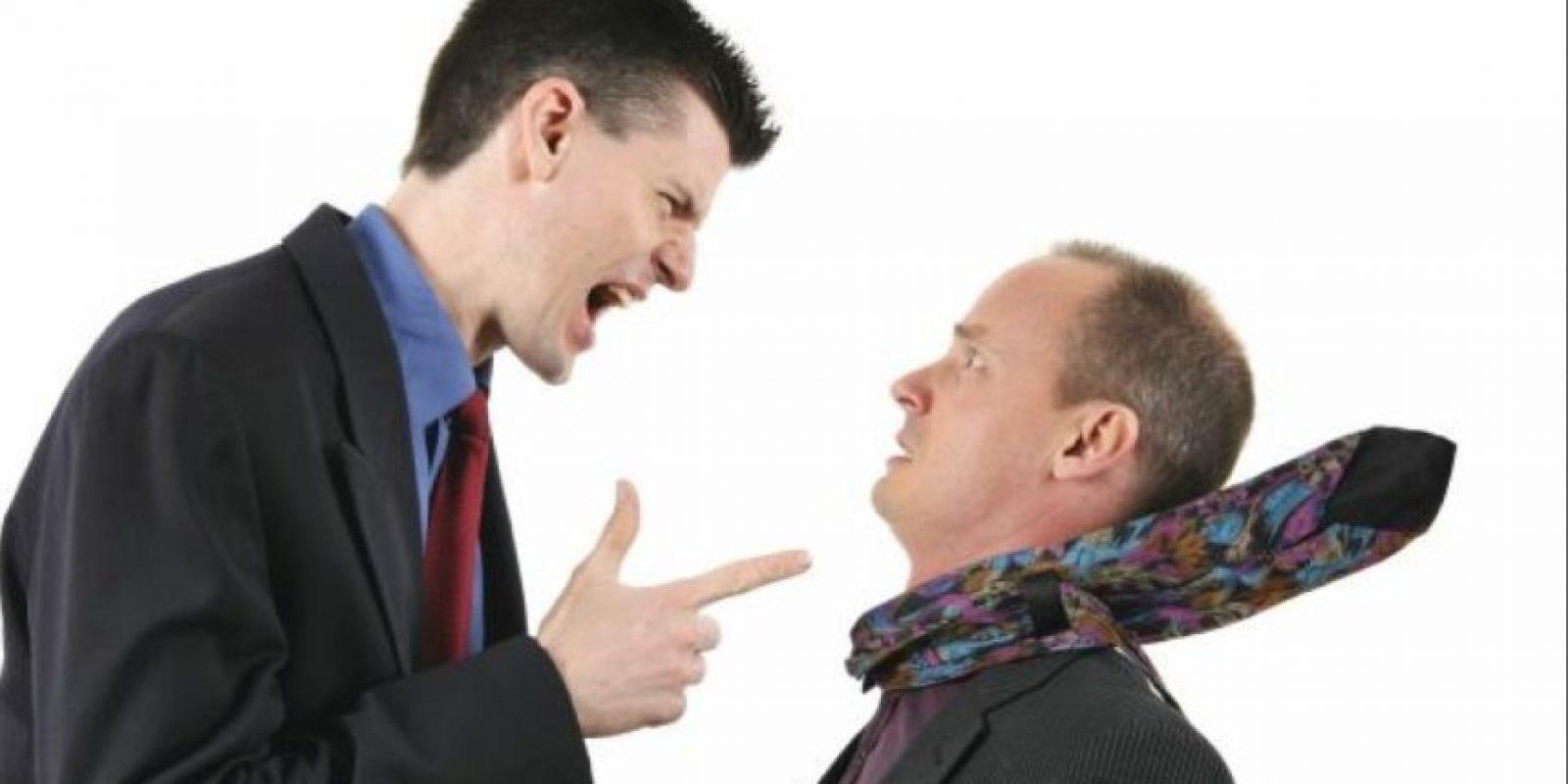"""Esto debido a que nunca realiza retroalimentación ni le importa lo que le suceda """"a su gente"""". Foto:Tumblr.com/Tagged-trabajo-oficina"""