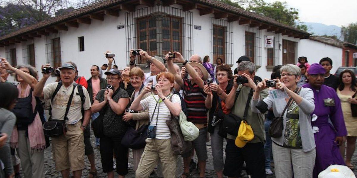 FOTOS. Inguat prevé incremento de turistas en Semana Santa