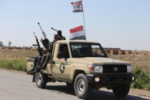 Para financiarse roban petróleo y venden a las mujeres que secuestran Foto:AFP