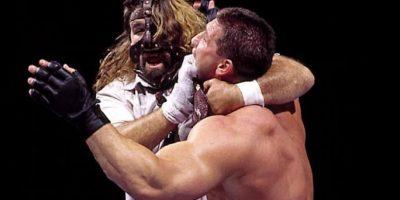 Se especializó en la lucha hardcore Foto:WWE