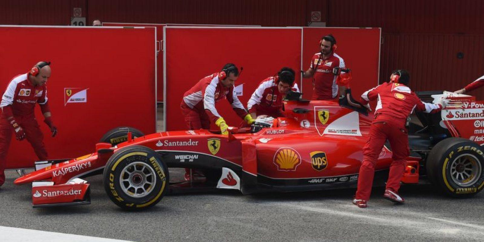 El equipo italiano buscará a toda costa el título que se les ha negado en las últimas campañas Foto:Getty