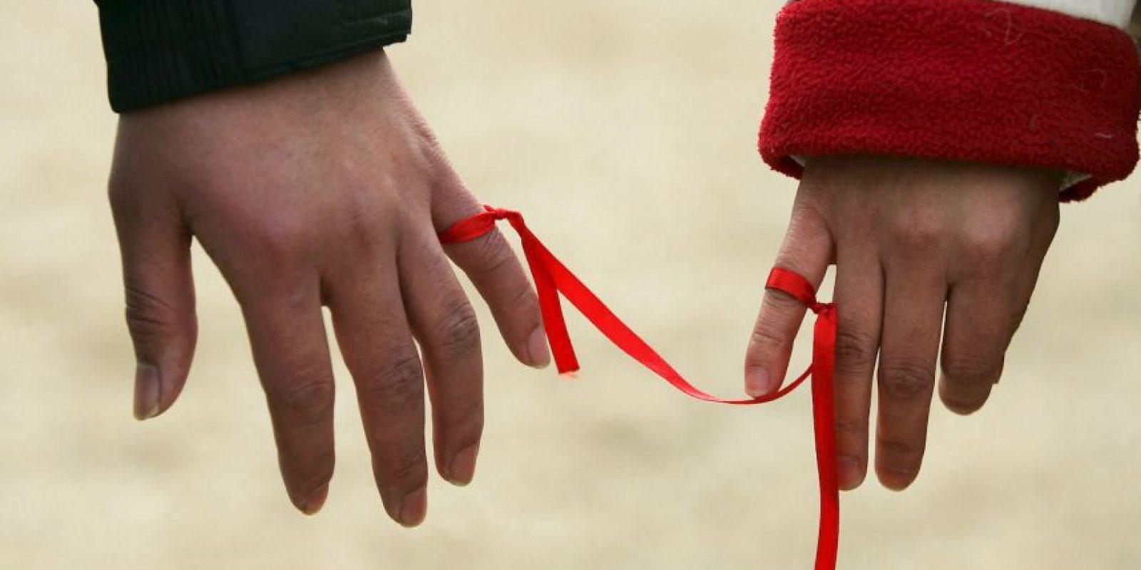 5. Centran más su atención en lo bueno de su pareja que en lo malo Foto:Getty Images
