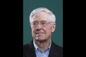 6. Charles Koch, de 79 años es junto con su hermano dueño de Koch Industries Foto:Forbes.com
