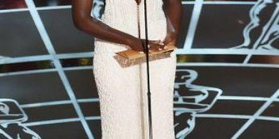 Así fue el robo del vestido de Lupita Nyong