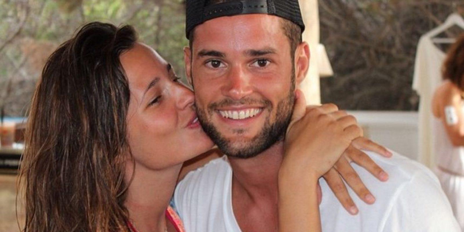 Es pareja de Mario Suárez, futbolista del Atlético de Madrid Foto:Instagram: @malenacosta7
