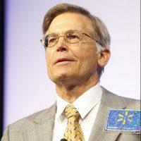 9. Jim Walton, de 67 años. Es originario de Estados Unidos y dueño de Wal-Mart Foto:Wikimedia