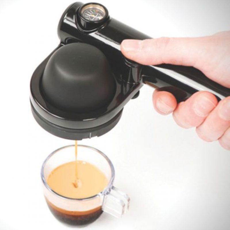 Máquina portable Handpresso Wild Espresso Foto:Handpresso.com