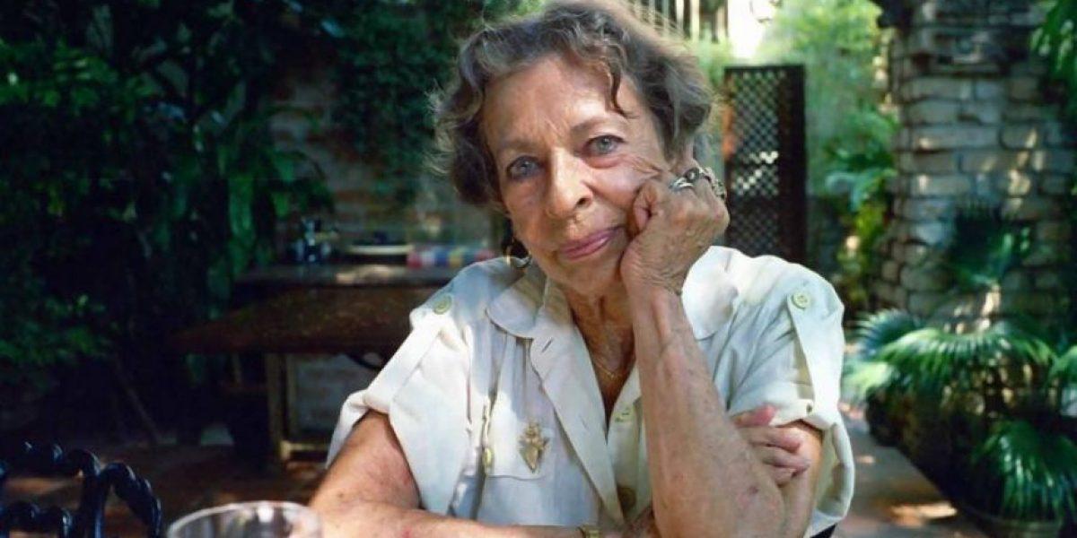 Fallece Natalia Revuelta, amante de Fidel Castro
