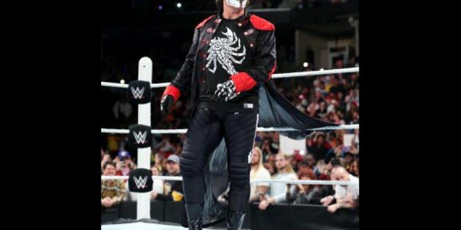 "Enfrentará al ""Juego"" en Wrestlemania XXXi Foto:WWE"