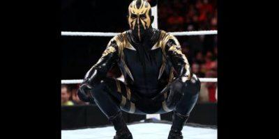 El Dorado tiene una personalidad indescifrable Foto:WWE