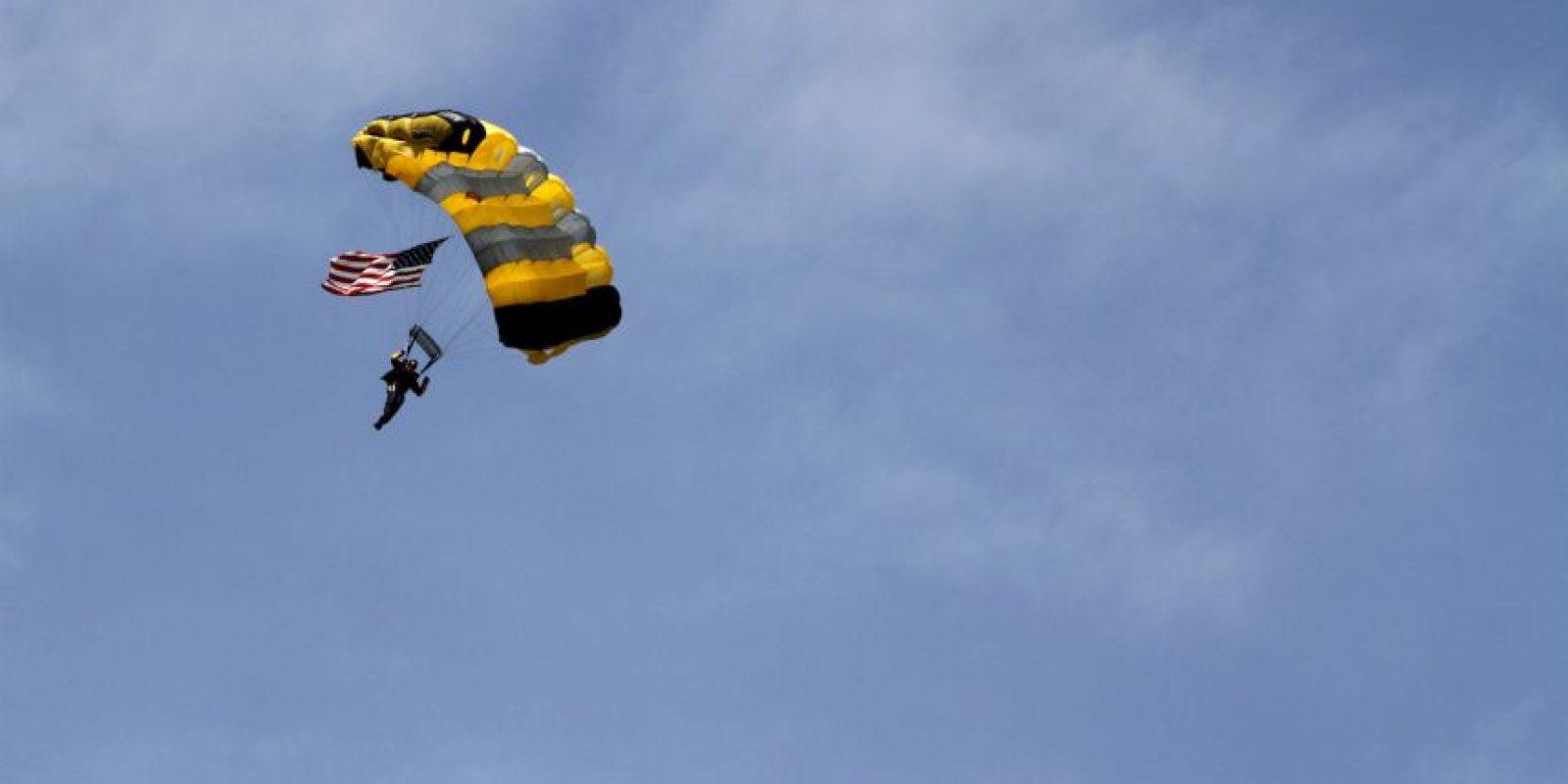 Resuelva todas sus preguntas antes de saltar para que tenga la confianza necesaria Foto:Getty Images