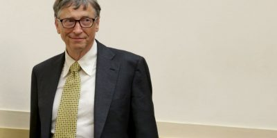 1. Bill Gates, de 59 años, es originario de Estados Unidos y dueño de la compañía de tecnología Microsoft. Foto:Getty Images