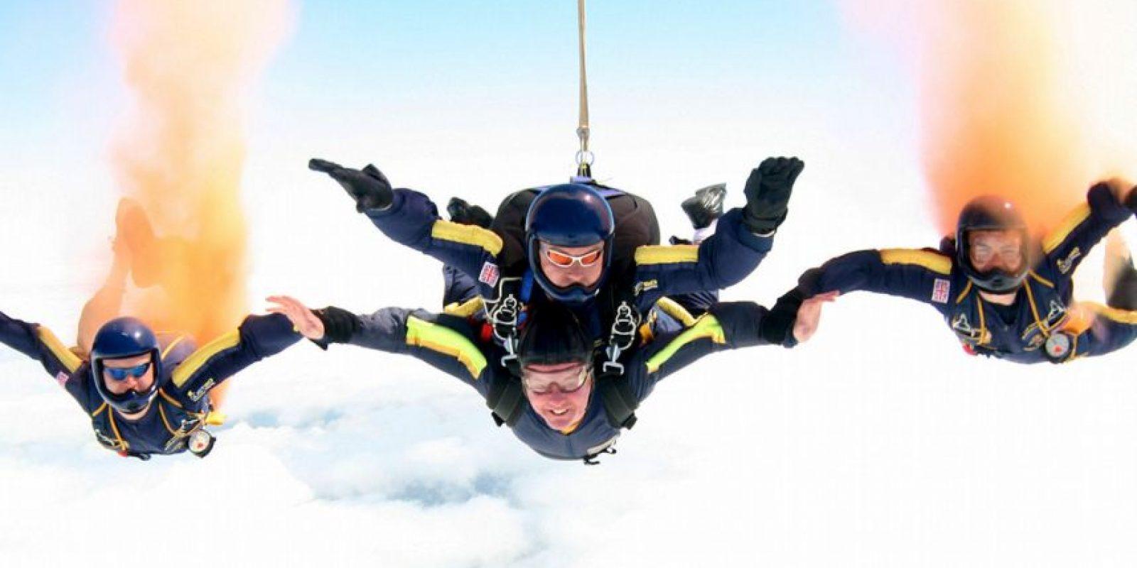 Debe abstenerte de saltar en caso de padecer alguna enfermedad cardiaca, epilepsia, asma o si recientemente se realizó alguna cirugía Foto:Getty Images