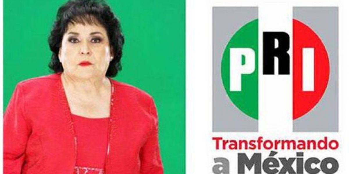 FOTOS. Actriz mexicana provoca memes por lanzarse como diputada