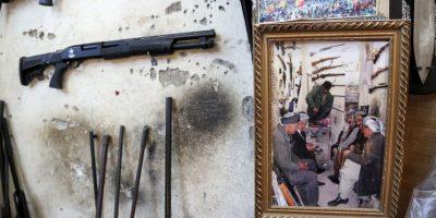 Pretende establecer un califato, que era la entidad política que tenían los árabes en la época de Mahoma Foto:AP