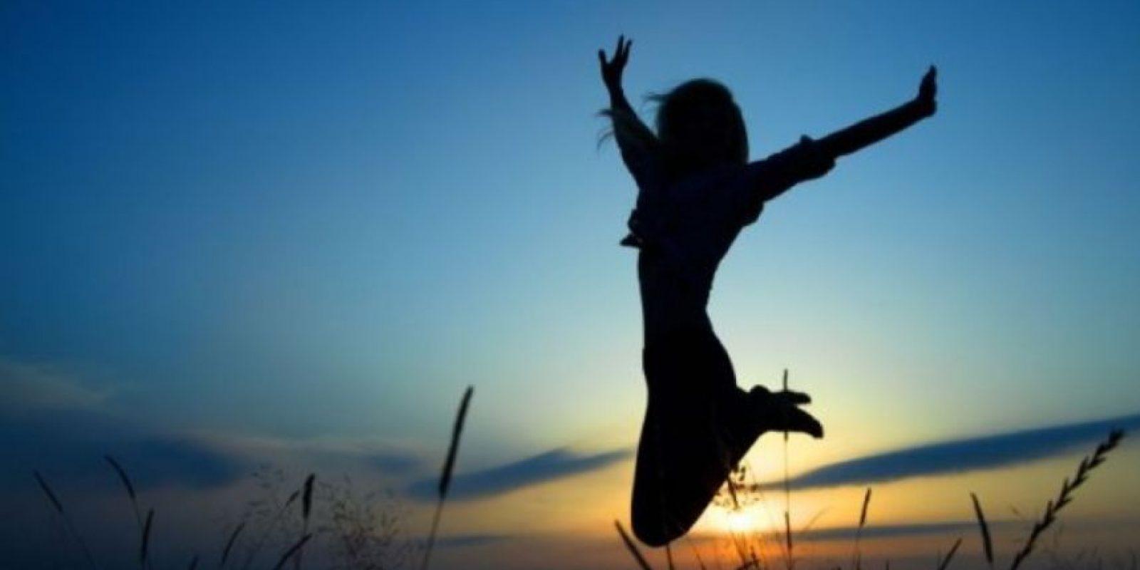 10. No te preguntes el ser como realmente eres. Sé tú misma, nunca dudes en aparentar lo que no eres realmente. Foto:Tumblr.com/tagged-feliz