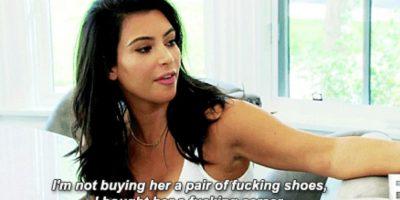Sobre todo cuando Kim confirmó en el show lo que más resienten de ella: que no ha llegado a la cima por ella misma. Foto:Tumblr