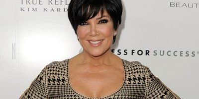 Kris también ha sacado partido de sus otras dos hijas con Bruce Jenner. Foto:Getty Images