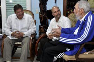 El líder cubano estuvo al borde de la muerte en 2006. Foto:granma.cu / Estudio Revolución