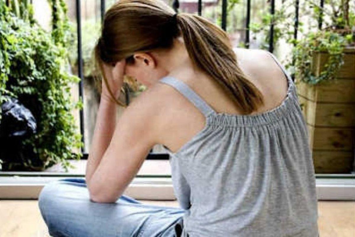 """Bubb acudió a un programa local llamado """"Mi hijo violento"""", donde busca puedan ayudarla a solucionar este gran problema. Foto:Tumblr.com/tagged-mujer-maltrato"""