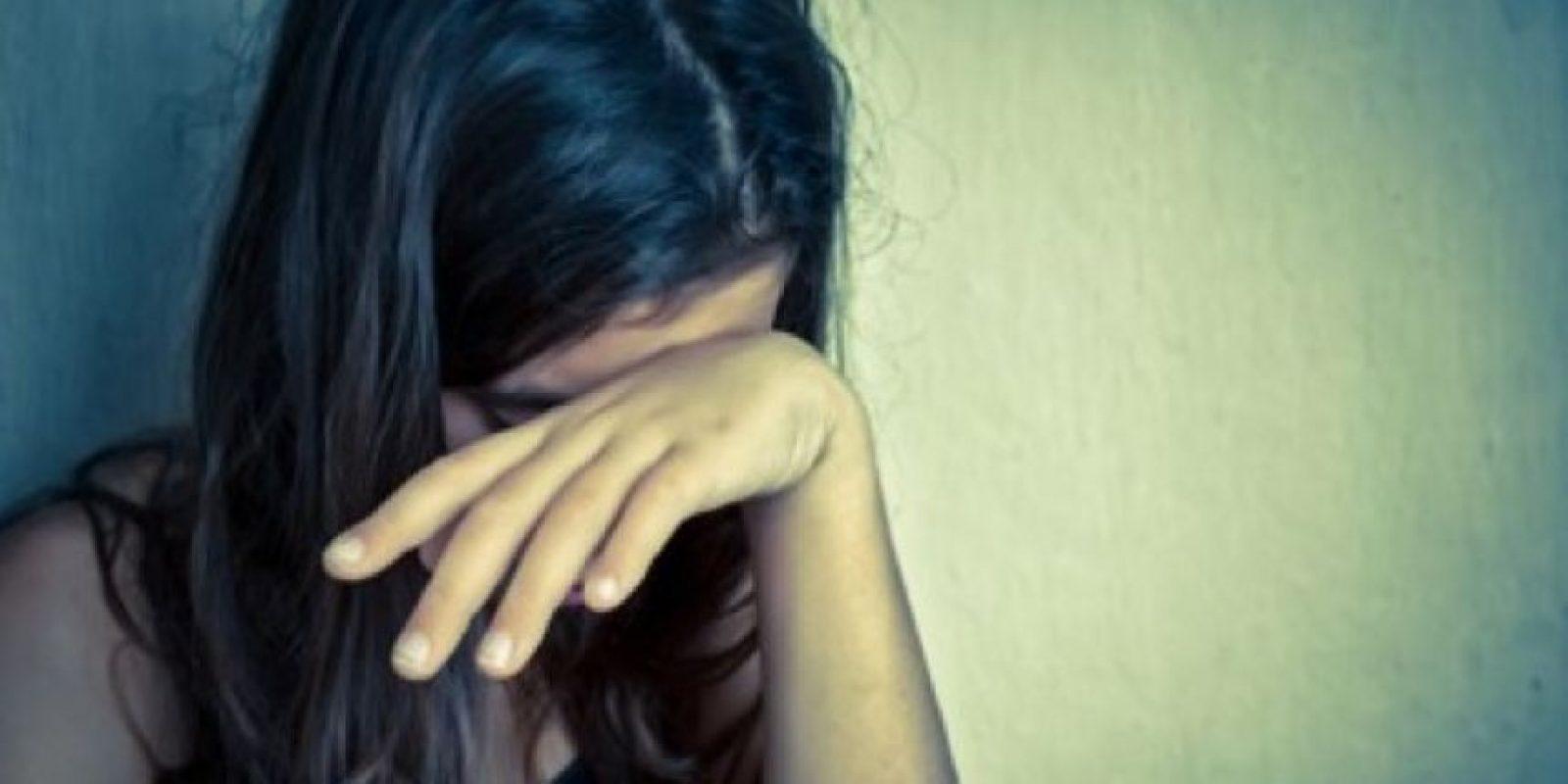 Si Bubb se atrevía a decirlo mal, demasiado rápido o demasiado lento, Sapphiro comenzaba a golpearla. Foto:Tumblr.com/tagged-mujer-maltrato