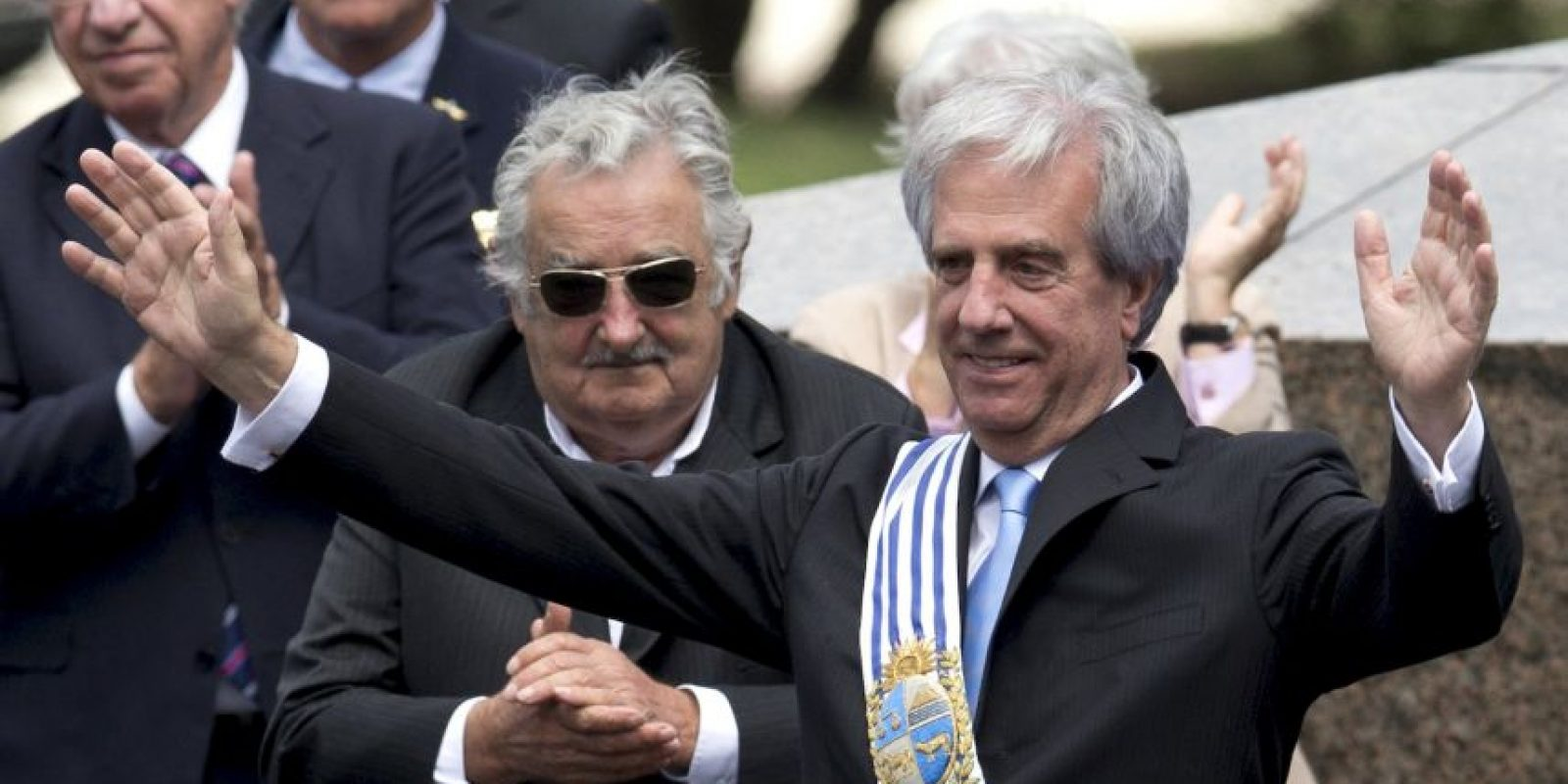 Su desafío es continuar y superar la gestión de Mujica. Foto:AP