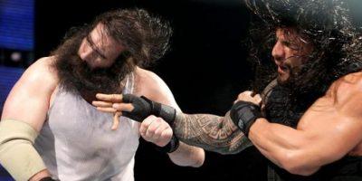 Al igual que Bray Wyatt es un luchador desquiciado Foto:WWE